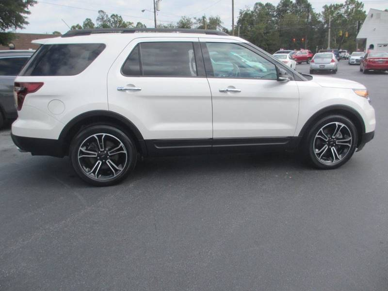 2014 Ford Explorer for sale at Specialty Car Company in North Wilkesboro NC