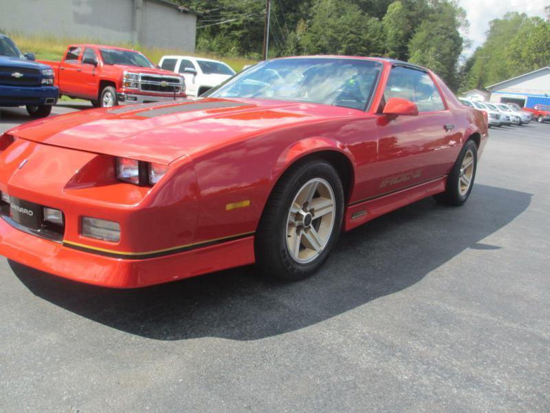 1985 Chevrolet Camaro for sale at Specialty Car Company in North Wilkesboro NC