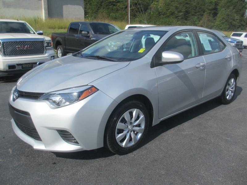 2016 Toyota Corolla for sale at Specialty Car Company in North Wilkesboro NC