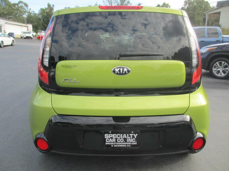 2015 Kia Soul for sale at Specialty Car Company in North Wilkesboro NC