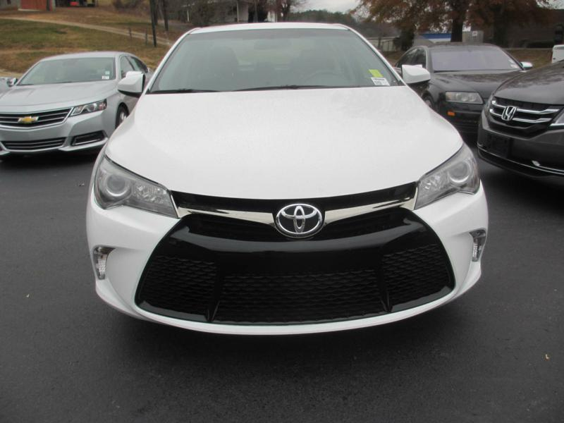 2016 Toyota Camry for sale at Specialty Car Company in North Wilkesboro NC
