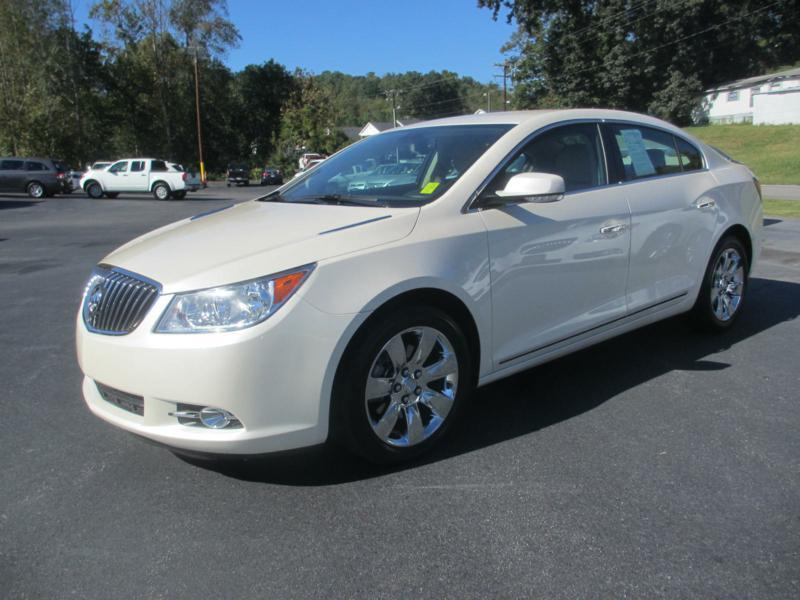 2013 Buick LaCrosse for sale at Specialty Car Company in North Wilkesboro NC