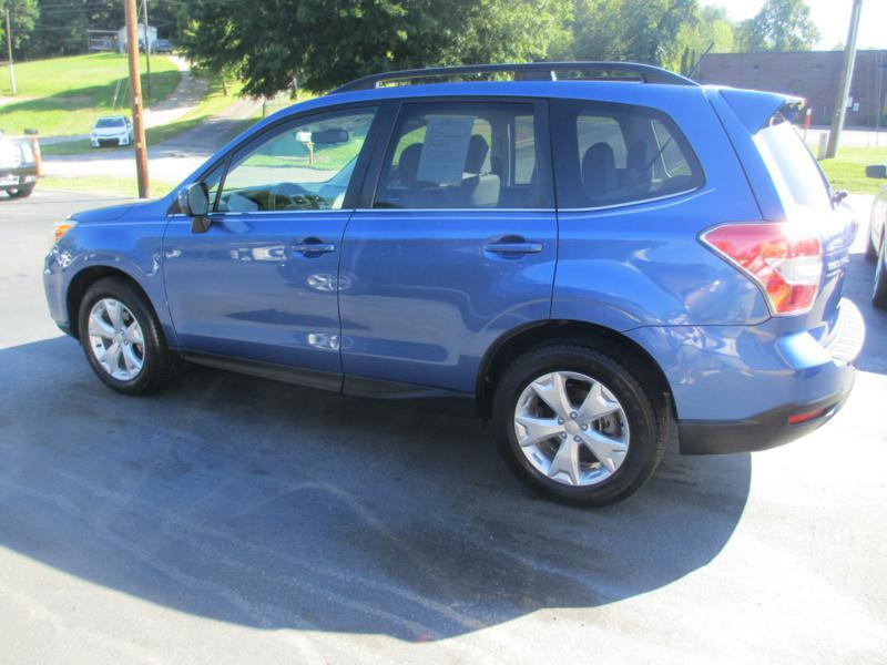2015 Subaru Forester for sale at Specialty Car Company in North Wilkesboro NC