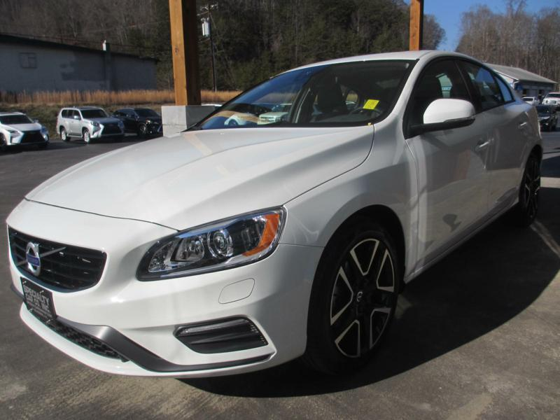 2017 Volvo S60 for sale at Specialty Car Company in North Wilkesboro NC