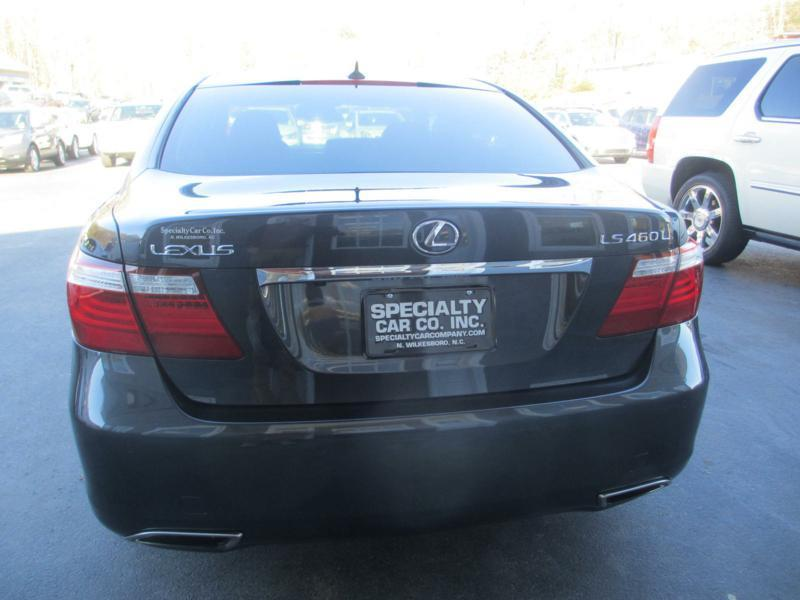 2007 Lexus LS 460 for sale at Specialty Car Company in North Wilkesboro NC