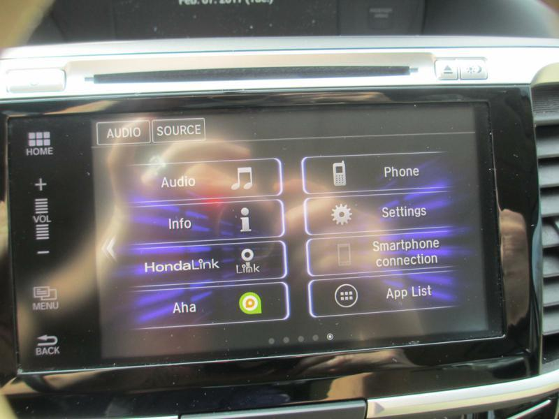 2016 Honda Accord for sale at Specialty Car Company in North Wilkesboro NC
