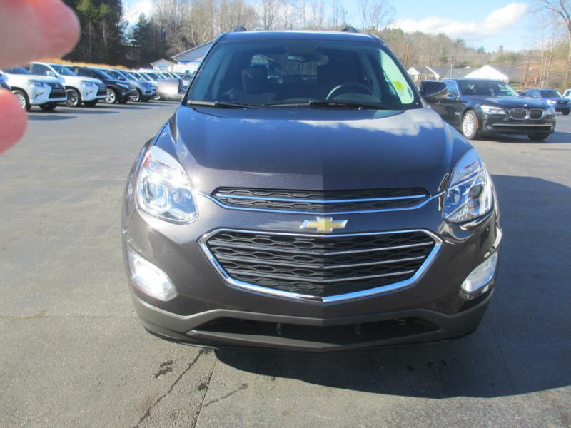 2016 Chevrolet Equinox for sale at Specialty Car Company in North Wilkesboro NC