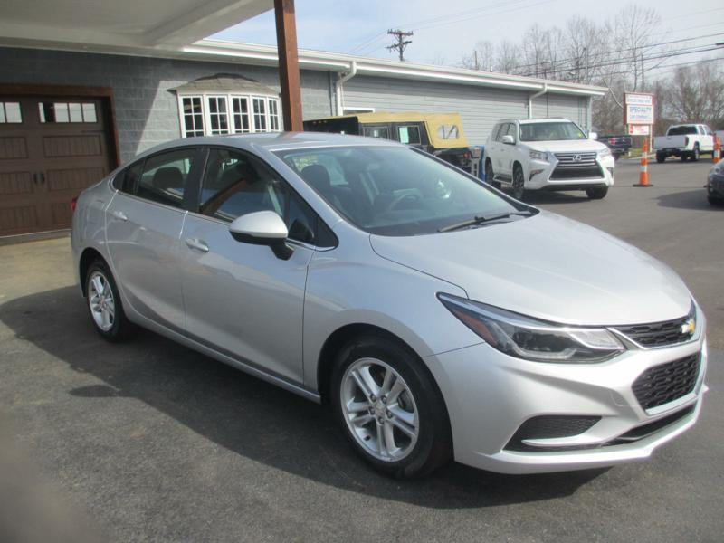 2016 Chevrolet Cruze for sale at Specialty Car Company in North Wilkesboro NC