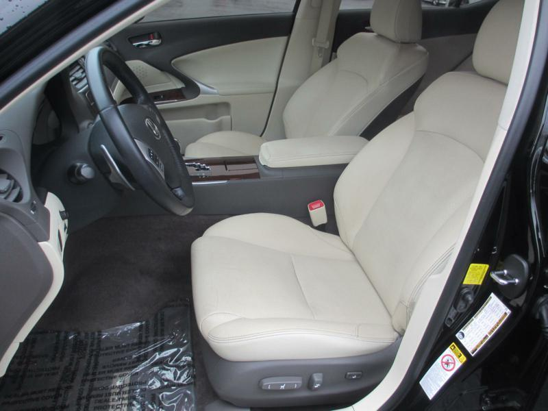 2012 Lexus IS 250 for sale at Specialty Car Company in North Wilkesboro NC