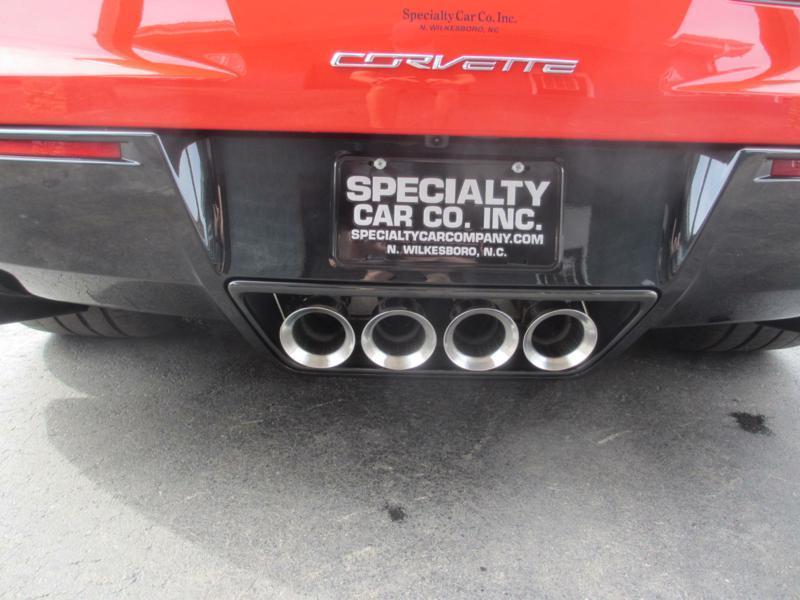 2017 Chevrolet Corvette for sale at Specialty Car Company in North Wilkesboro NC