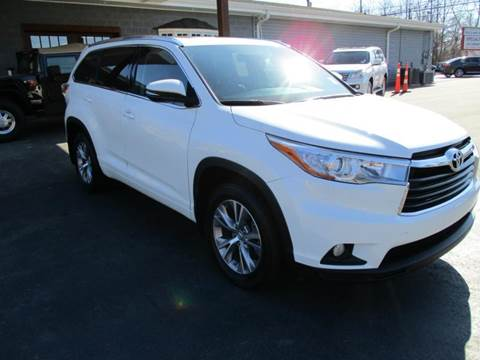 2015 Toyota Highlander for sale in North Wilkesboro, NC