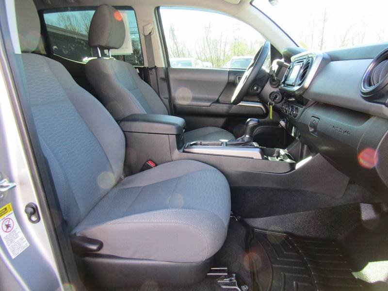 2016 Toyota Tacoma for sale at Specialty Car Company in North Wilkesboro NC
