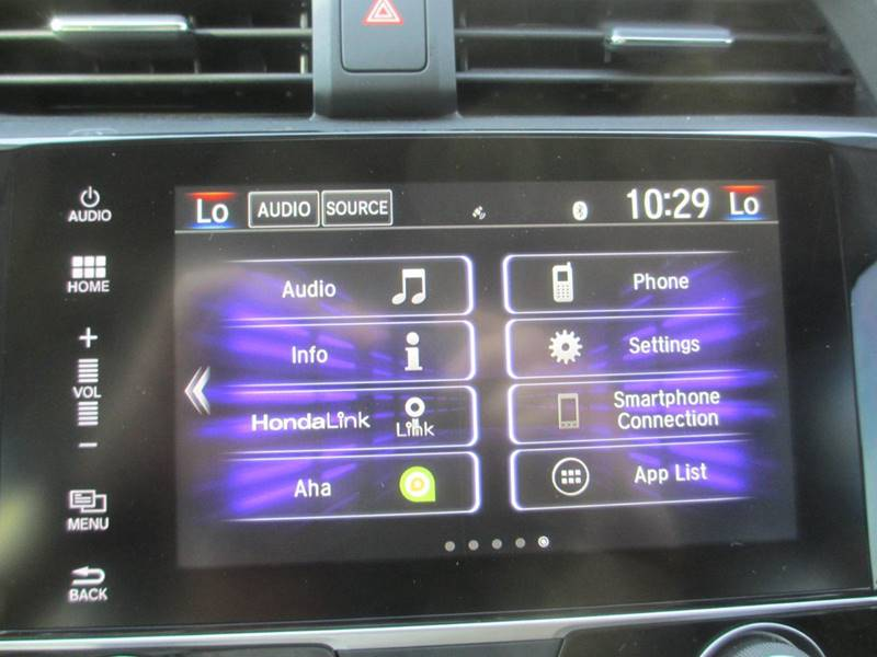 2016 Honda Civic for sale at Specialty Car Company in North Wilkesboro NC