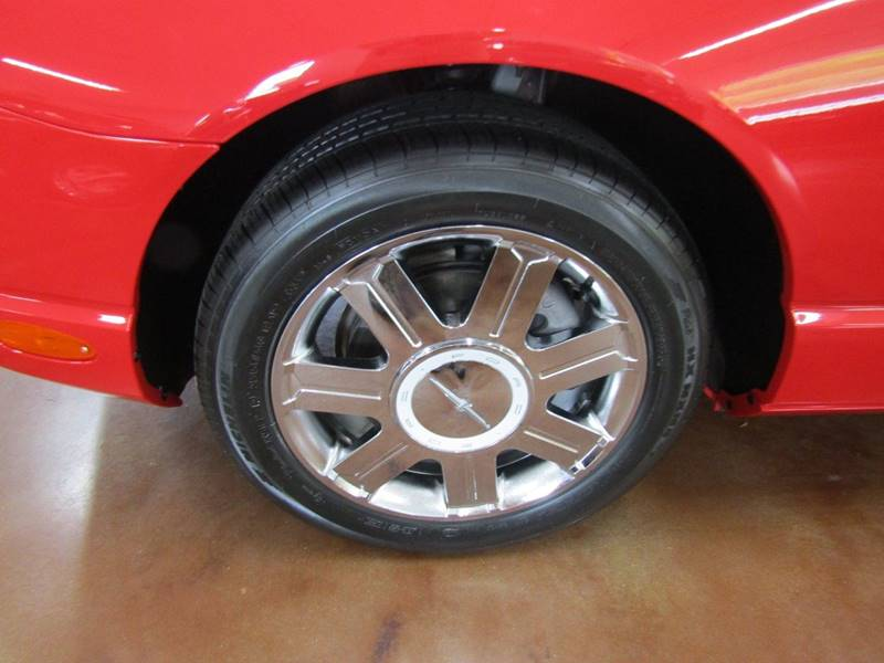 2005 Ford Thunderbird for sale at Specialty Car Company in North Wilkesboro NC