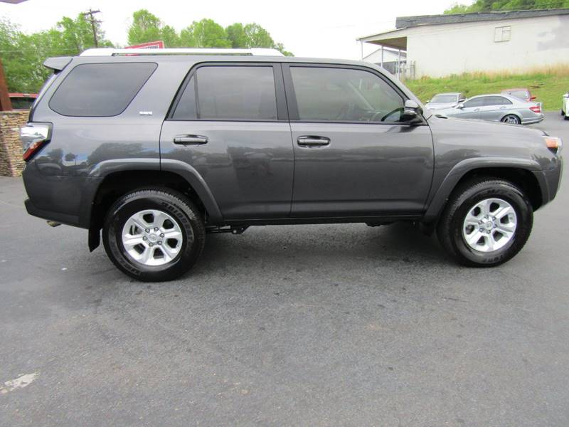 2016 Toyota 4Runner for sale at Specialty Car Company in North Wilkesboro NC