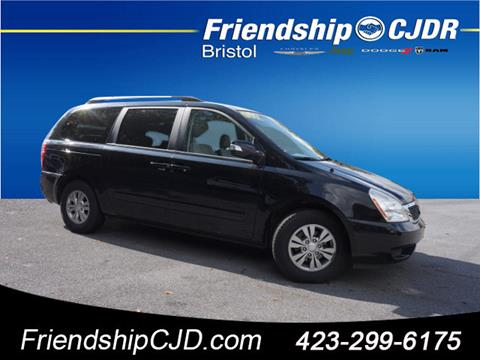 2012 Kia Sedona for sale in Bristol, TN