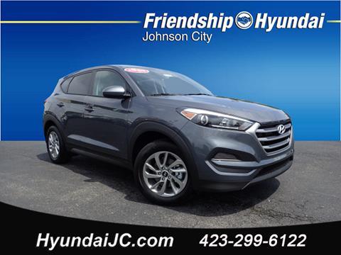 2017 Hyundai Tucson for sale in Johnson City, TN