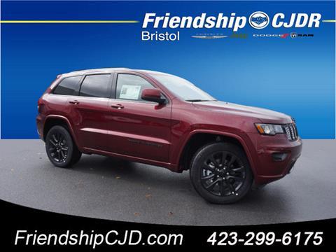 2017 Jeep Grand Cherokee for sale in Bristol, TN