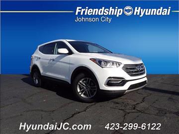 2017 Hyundai Santa Fe Sport for sale in Johnson City, TN