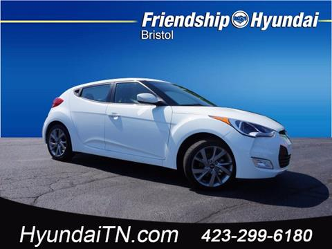 2017 Hyundai Veloster for sale in Bristol, TN