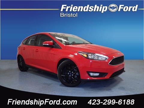 2016 Ford Focus for sale in Bristol, TN