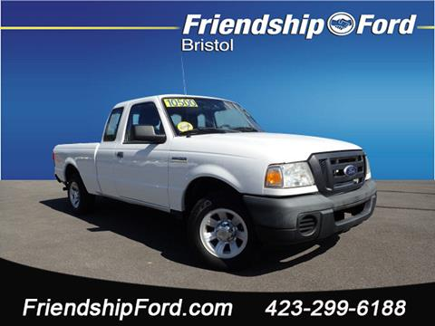 2010 Ford Ranger for sale in Bristol, TN