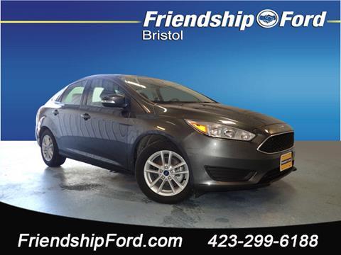 2017 Ford Focus for sale in Bristol, TN