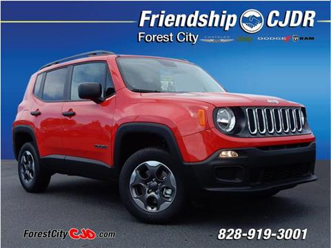 2017 Jeep Renegade for sale in Forest, NC