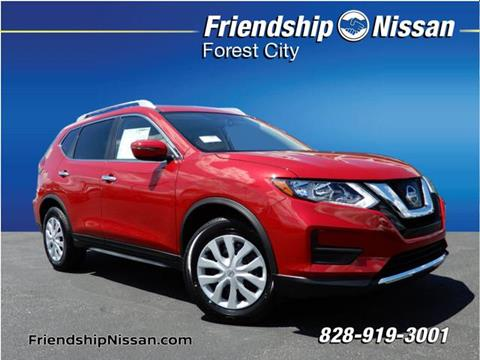 2017 Nissan Rogue for sale in Forest, NC