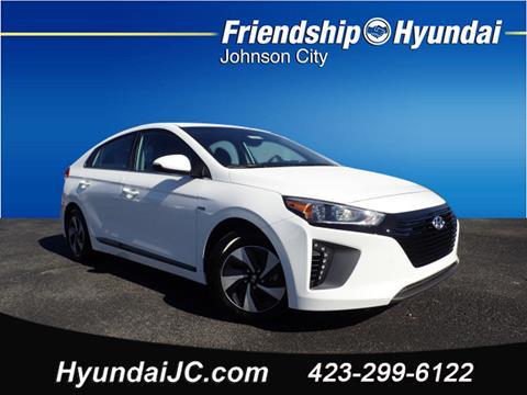 2017 Hyundai Ioniq Hybrid for sale in Johnson City, TN