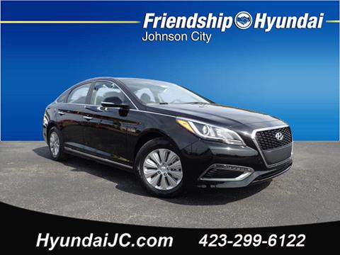 2017 Hyundai Sonata Hybrid for sale in Johnson City, TN