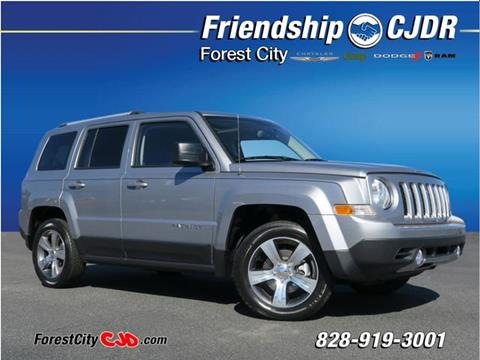 2017 Jeep Patriot for sale in Forest, NC