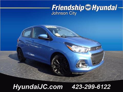 2016 Chevrolet Spark for sale in Johnson City, TN