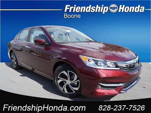 2017 Honda Accord for sale in Boone, NC