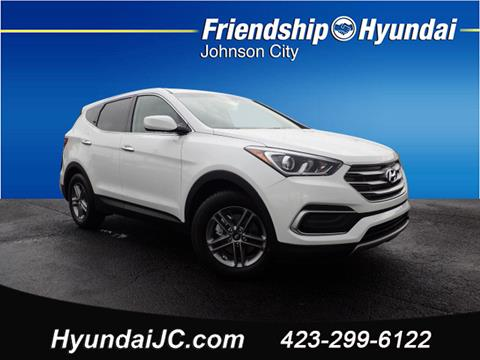 2018 Hyundai Santa Fe Sport for sale in Johnson City, TN