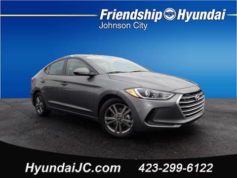 2018 Hyundai Elantra for sale in Johnson City, TN