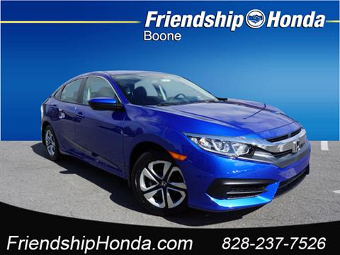 2017 Honda Civic for sale in Boone, NC