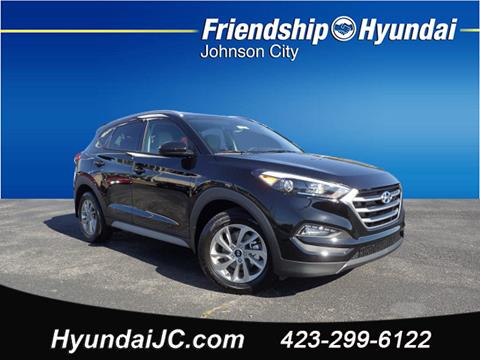 2017 Hyundai Tucson for sale in Johnson City, TN