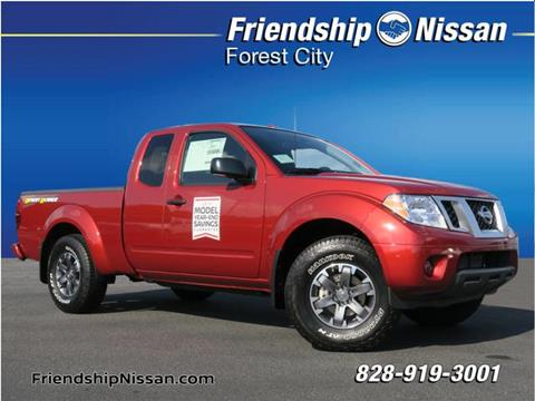 2017 Nissan Frontier for sale in Forest, NC