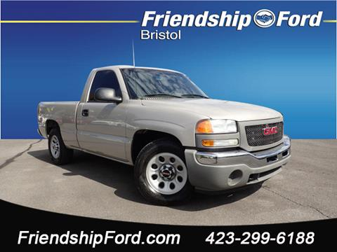 2006 GMC Sierra 1500 for sale in Bristol, TN