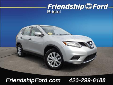 2016 Nissan Rogue for sale in Bristol, TN