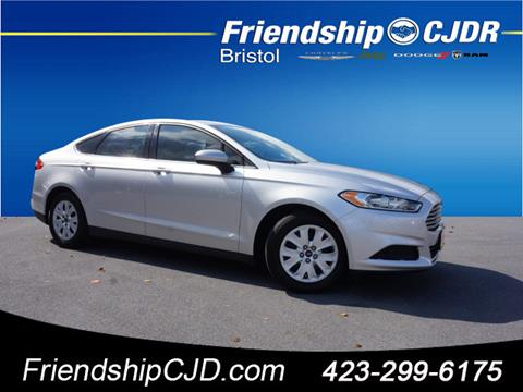 2013 Ford Fusion for sale in Bristol, TN