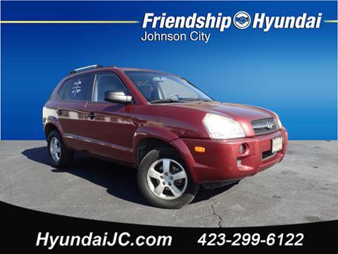 2008 Hyundai Tucson for sale in Johnson City, TN