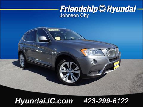 2014 BMW X3 for sale in Johnson City, TN