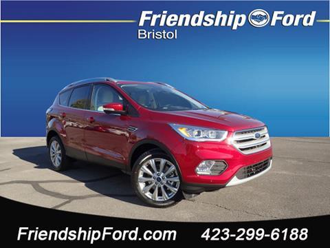 2018 Ford Escape for sale in Bristol, TN