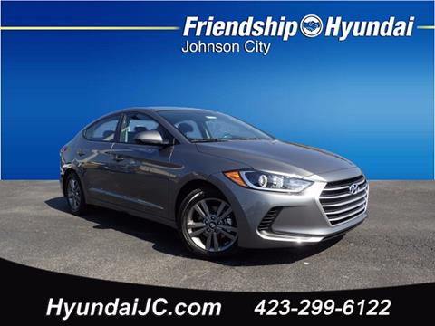 2018 Hyundai Elantra for sale in Johnson City, TN