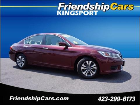 2014 Honda Accord for sale in Johnson City, TN