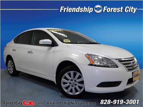 2014 Nissan Sentra for sale in Forest, NC