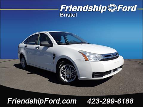 2008 Ford Focus for sale in Bristol, TN