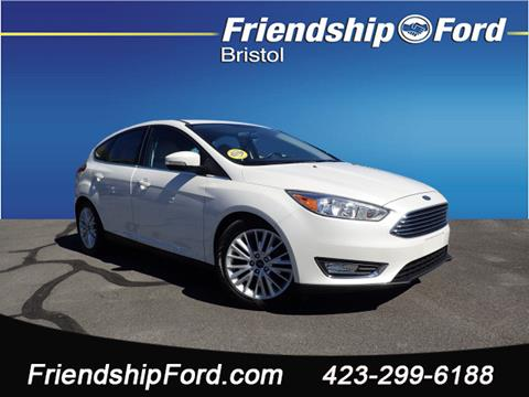 2016 Ford Focus for sale in Bristol, TN